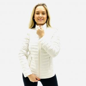 JAQUETA ALPELO DOIS EM UM  NYLON  PUFFER FEMININA