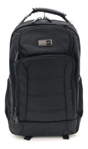 MOCHILA HANG LOOSE  BE ORGANIZED NOTEBOOK PRETO MASCULINO
