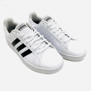 TÊNIS ADIDAS GRAND COURT BASE EE7968 BRANCO PRETO