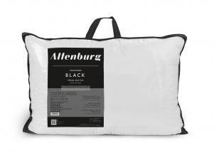 TRAVESSEIRO ALTENBURG 46X66 BLACK 200 FIOS PERCAL