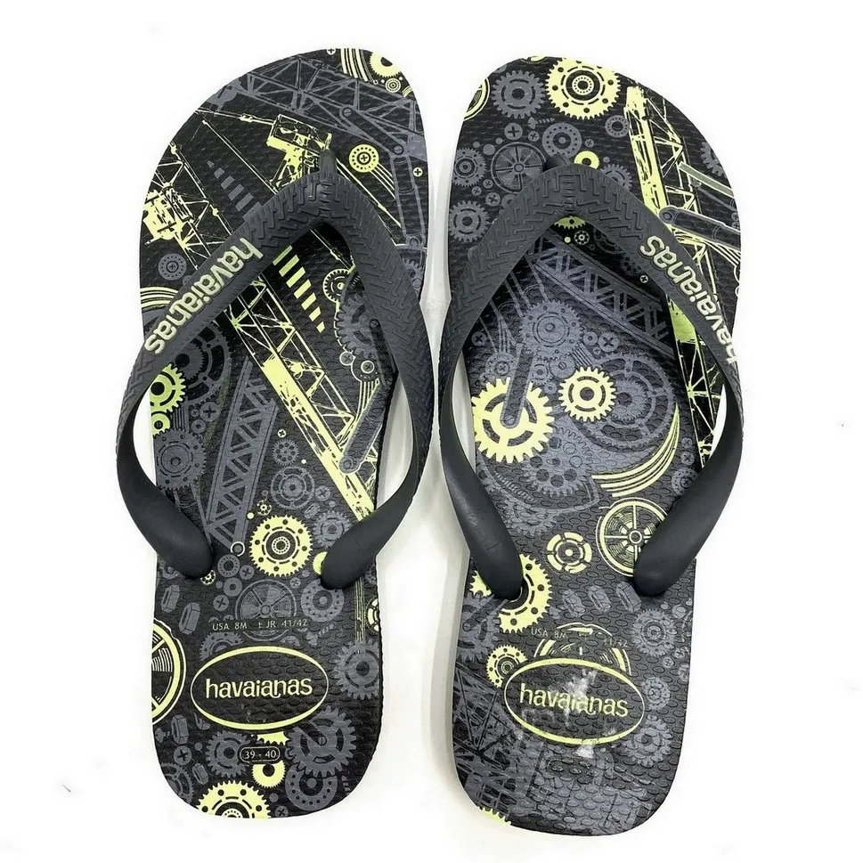 CHINELO HAVAIANAS NITE TERROR COLORS UISSEX