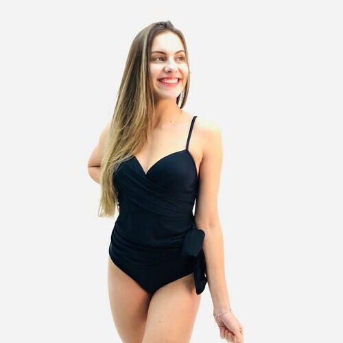 MAIÔ NEW BEACH COM SAÍDA ESTAMPADO FEMININO