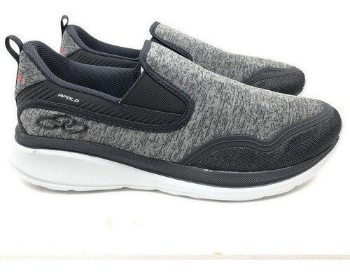 TÊNIS OLYMPIKUS  SLIP ON CASUAL NEOPRENE  APOLO MASCULINO