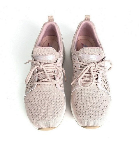 TÊNIS SKECHERS POCKET MEMORY FOAM BOBS ROSE FEMININO