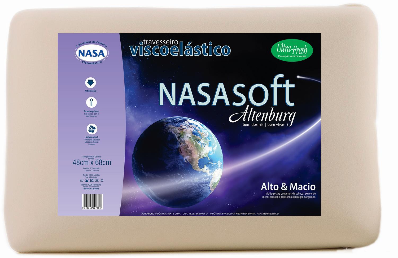 TRAVESSEIRO ALTENBURG NASA SOFT 48X68 ALTO MARFIM