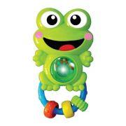 Amigo Chocalho Sapinho - Zoop Toys