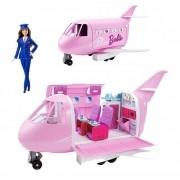 Avião de Luxo Barbie - Mattel