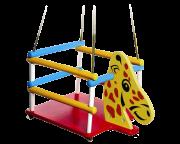 Balanço Girafinha em Madeira - Junges
