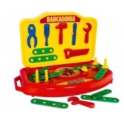 Bancadinha Ferramentas Heróis da Toys - Super Toys