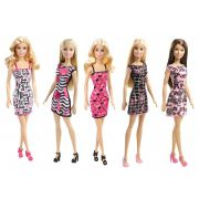 Barbie Básica Fashion and Beauty - Mattel