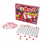 Bingo Mania - Lugo Brinquedos