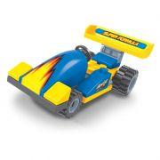 Blocos de Montar Carro de Corrida Super Fórmula Click It com 30 Peças - PlayCis