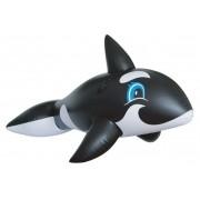 Boia Inflável Infantil Baleia Orca - MOR