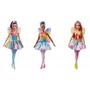 Boneca Barbie Dreamtopia Fada - Mattel