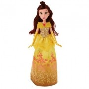 Boneca Clássica Princesas Disney Bela Vestido Brilhante - Hasbro