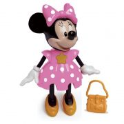Boneca Disney Junior Minnie Conta Histórias - Elka
