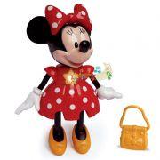 Boneca Minnie Disney Conta Histórias - Elka