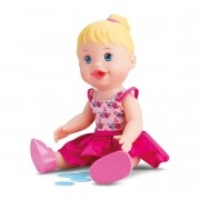 Boneca My Little Collection Faz Xixi - Diver Toys