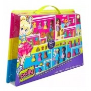 Boneca Polly Pocket Conjunto Super Fashion - Mattel