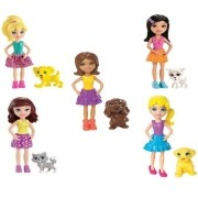 Boneca Polly Pocket e Seu Bichinho de Estimação - Mattel