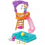 Boneca Polly Pocket Festa no Jardim - Mattel