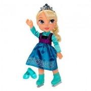 Boneca Princesa Elsa de Patins 38 Centímetros Disney Frozen - Sunny