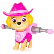 Boneco com Mecanismo Patrulha Canina Skye Cowgirl - Sunny