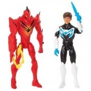Boneco Max Steel Batalha Max vs Dread - Mattel