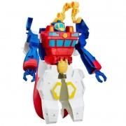 Boneco Transformers Rescue Bots Playskool Heroes High Tide Resgate em Alto Mar - Hasbro