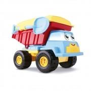 Caminhão Basculante de Encaixes Baby Start - Silmar Brinquedos