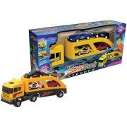 Caminhão Coleção Brutal Truck Cegonha Sortidos - Apolo Brinquedos