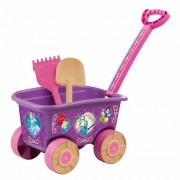 Carriola Wagon Passeio Princesas Disney - Multibrink