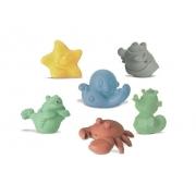 Coleção Bichinhos Frutos do Mar Sortidos - Roma Brinquedos