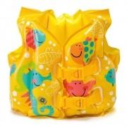 Colete Inflável Peixinhos Infantil - Intex