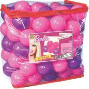 Kit Bolinhas Barbie com 100 Bolinhas - Lider