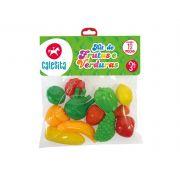 Kit de Frutas e Verduras - Calesita