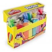 Massinha Play-Doh Bastão 16 Cores - Hasbro