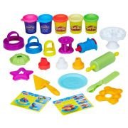 Massinha Play-Doh Kitchen Creations Bolos Decorados - Hasbro