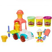 Massinha Play-Doh Town Carro de Sorvete - Hasbro