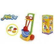 Móbi Car Kit Praia - Usual Plastic