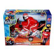 Moto Racer com Piloto - Lider Brinquedos