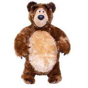Pelúcia Urso Masha e o Urso - Estrela