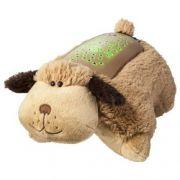 Pillow Pets Dream Lites Snuggly Puppy Projetor Cachorro - DTC