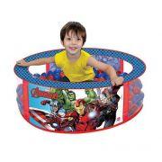 Piscina de Bolinhas Infantil Marvel Avengers - Lider Brinquedos