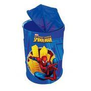 Porta Brinquedos Portátil Homem Aranha - Zippy Toys