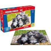 Quebra-cabeça Pet Gatinhos - Nig Brinquedos