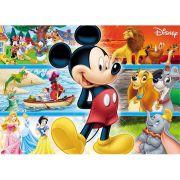 Quebra-cabeça Puzzle Gigante Disney 48 Peças - Grow