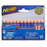 Refil Nerf Elite com 12 Dardos - Hasbro