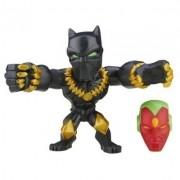 Super Hero Mashers Micro Black Panther Marvel - Hasbro