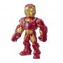 Boneco Articulado Marvel Super Hero Adventures Mega Mighties Homem de Ferro - Hasbro